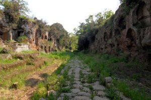 La Via Amerina, un percorso antichissimo