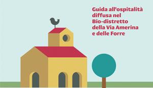 Guida all'ospitalità diffusa nel Bio – distretto della Via Amerina e delle Forre