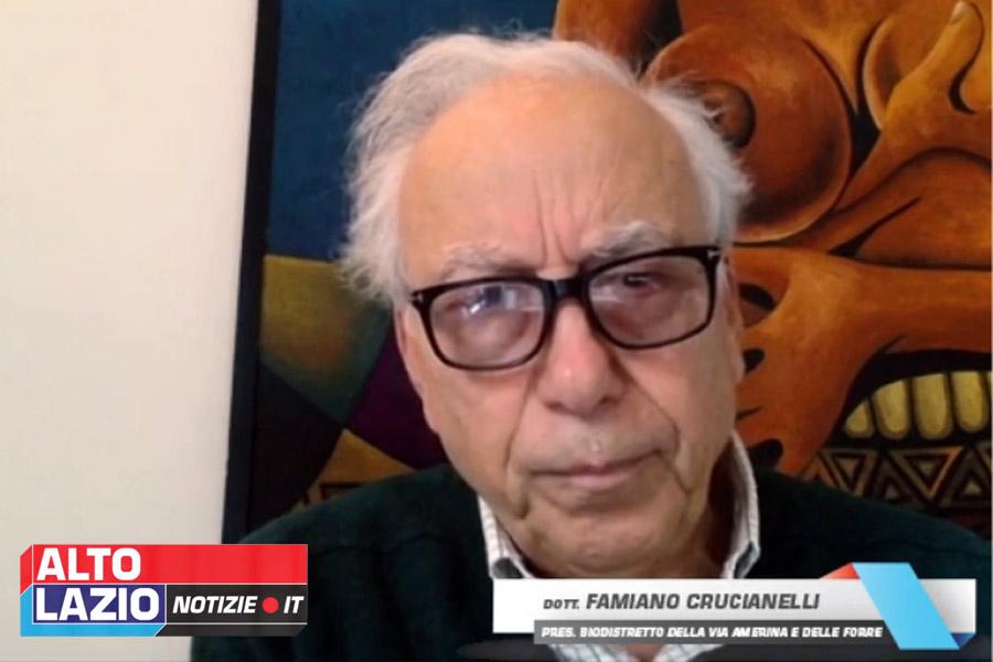 Intervista a Famiano Crucianelli sulle scorie radioattive