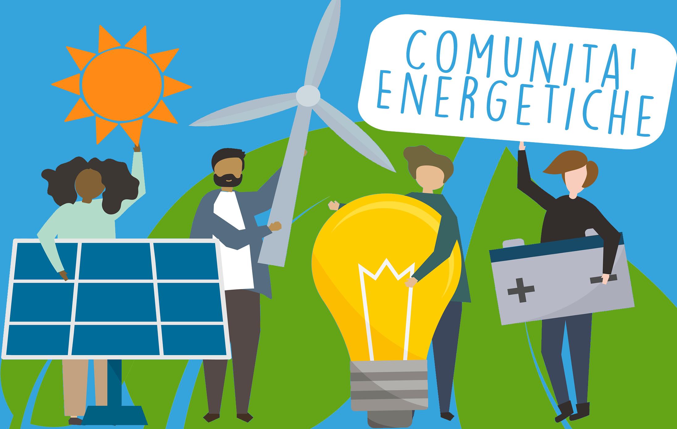 """Convegno """"Verso la Comunità energetica – efficienza nell'uso delle rinnovabili"""""""